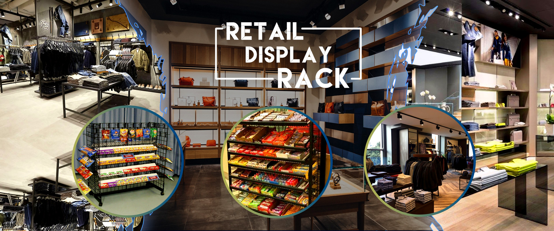 Retail Display Rack Manufacturers