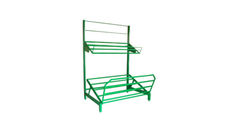 Open Adjustable Fruit Rack